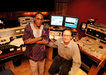 Gallery For > Music Engineer Marc Rudolph